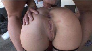 Chastity Lynn - Butt Fuck Bukkake