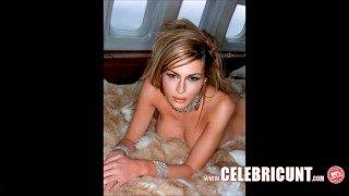 Pictures naked melania trump Melania Trump's