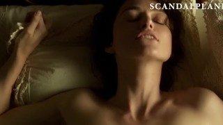 Eleanor Tomlinson & Keira Knightley Lesbian Sex on ScandalPlanet.Com