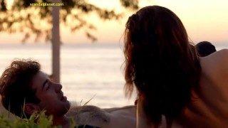 Emmy Rossum Hot Sex On A Grass In Shameless ScandalPlanetCom