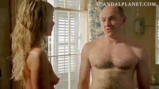 Riki Lindhome Nude Pussy & Tits from 'Hell Baby' On ScandalPlanet.Com