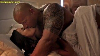 Serinda Swan Nude Sex Scene In Ballers Series ScandalPlanet.Com