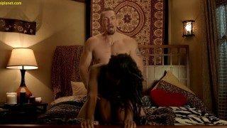 Shanola Hampton Sex From Behind In Shameless ScandalPlanet.Com