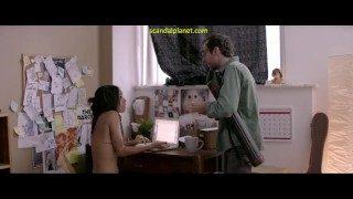 Zoe Kravitz Nude Scene In Pretend We Are Kissing Movie ScandalPlanet.Com
