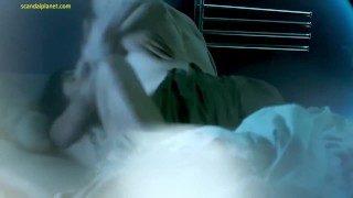 Hannah John-Kamen Sex Scene In Killjoys ScandalPlanetCom