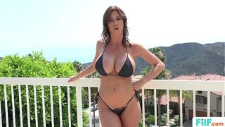 FILF – Stepmom Alexis Fawx Uses Stepson To Fulfill Her Sexual Needs